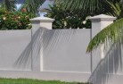 Armadale VIC Barrier wall fencing 1