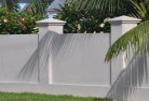 Armadale VIC Modular wall fencing 1
