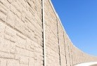 Armadale VIC Modular wall fencing 2