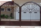 Armadale VIC Wrought iron fencing 2